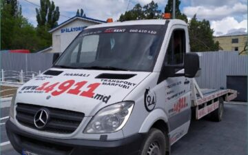 Mercedes Sprinter CAT B